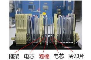 神奇的电芯泡棉 谈动力电池热管理材料
