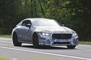 AMG GT Concept量产版将于明年3月发布