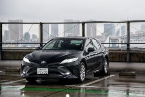 以运动定义 日本试驾全新凯美瑞混动版