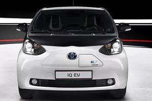 丰田将于2020年在中国市场推出电动汽车