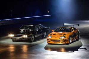 《速度与激情》现场秀将于下月正式上映