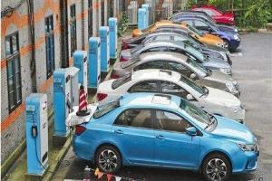 北京新能源申请达21万人 燃油车282万人