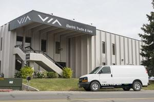 共同开发电动卡车 吉利将与威盛汽车合作