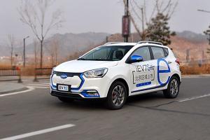 江淮iEV7S用车感受 成熟的电动车是这个样