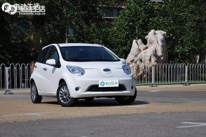 江淮iEV6E升级版 6月上市/续航255km?