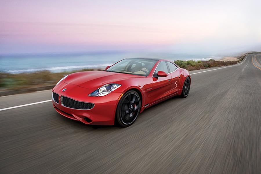 Karma Automotive联合宾法推全新电动跑车