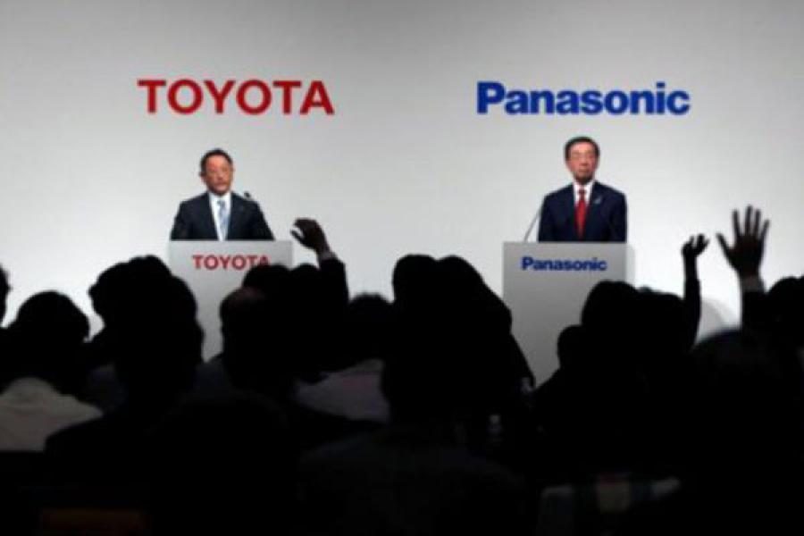 丰田与松下成立合资公司 研发车用方形电池