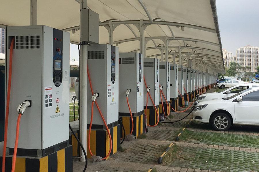 发改委等十部门发文 加快充电设施建设