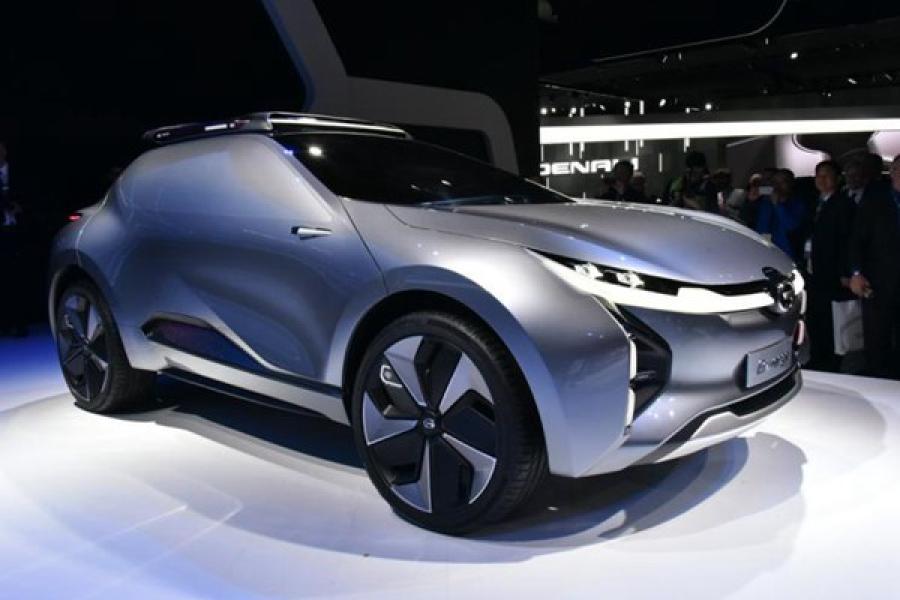 Aion S之后广汽新能源或将推SUV与MPV