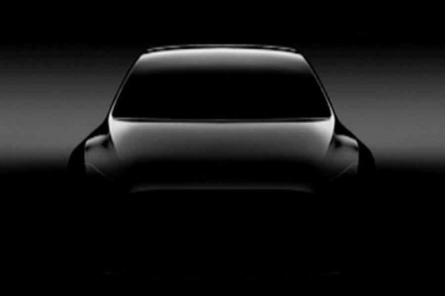 定位紧凑级SUV Model Y或上海车展亮相
