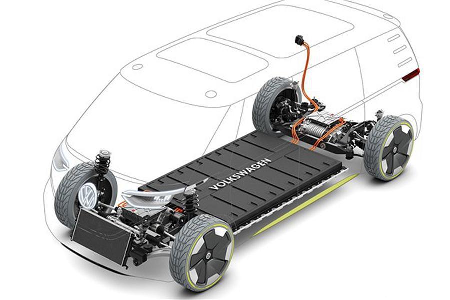 车型丰富 大众3月25日发布5款纯电车型