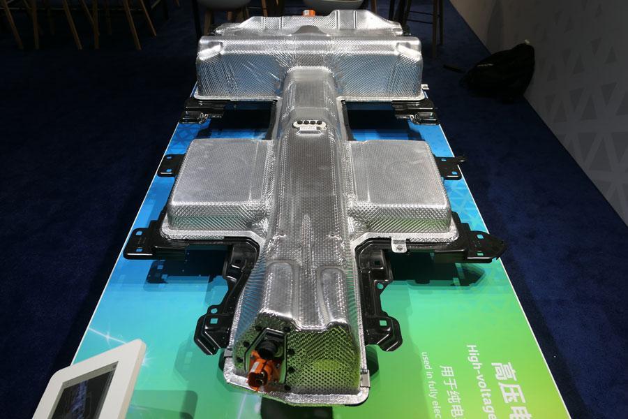 大众3款纯电新车三电技术解析 同用一套平台
