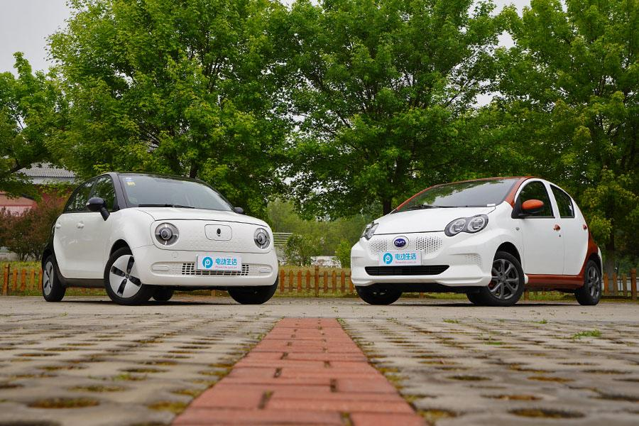 比亚迪e1对比欧拉R1 纯电动代步新宠的逆袭