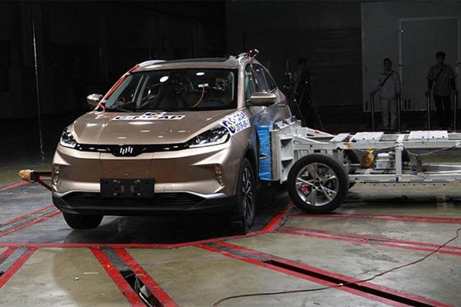 2019年第二批C-NCAP成绩 新能源车占比过半